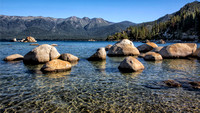Lake Tahoe - Sand Harbor -