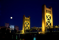 Tower Bridge Sacramento CA